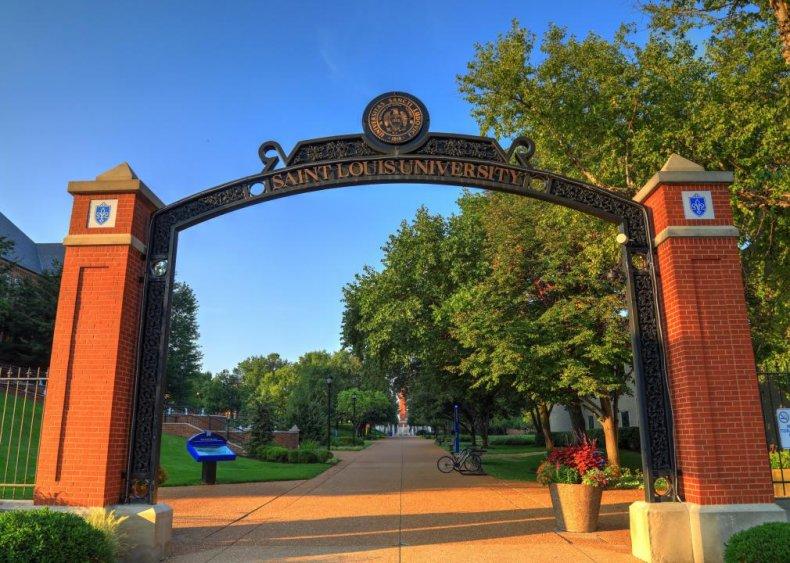 #97. Saint Louis University