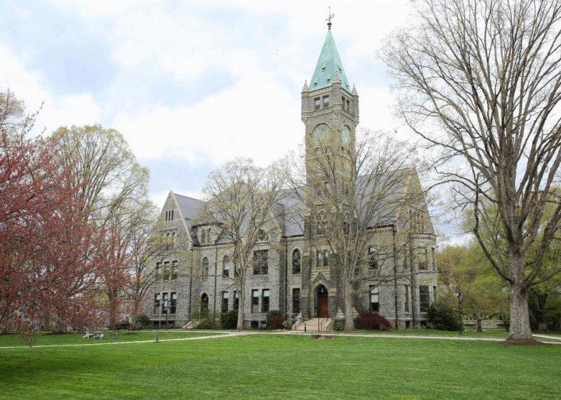 #69. Bryn Mawr College