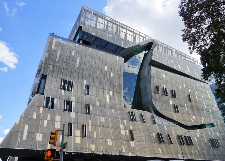 #62. The Cooper Union for the Advancement of Science and Art