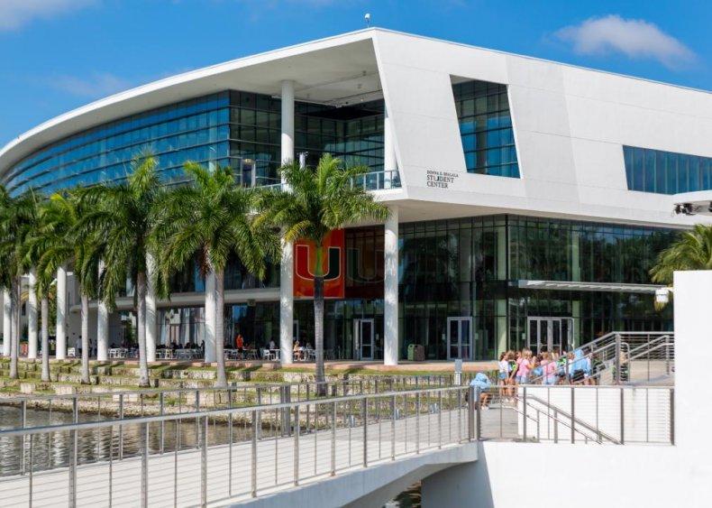 #57. University of Miami
