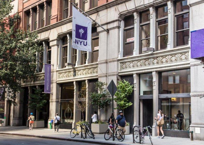 #44. New York University