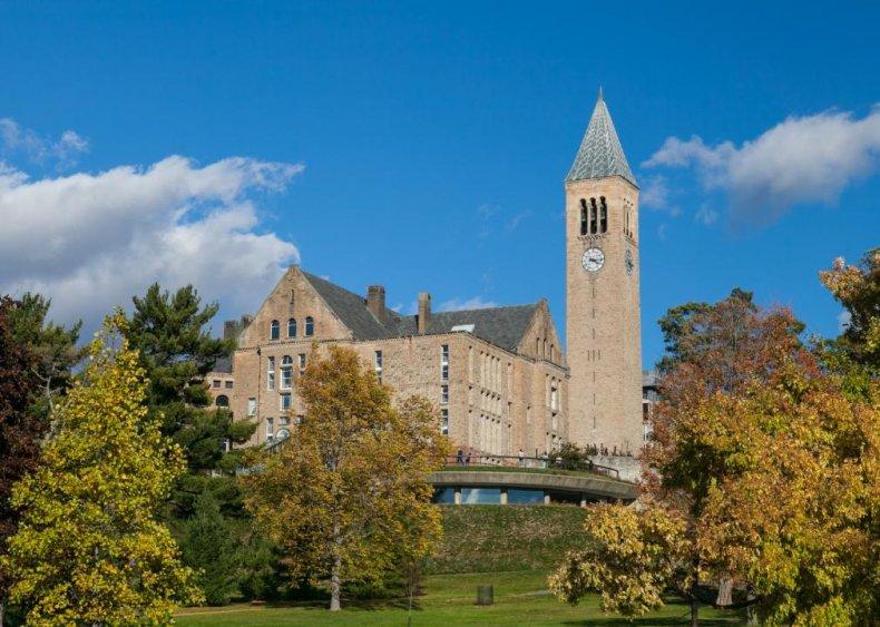#18. Cornell University