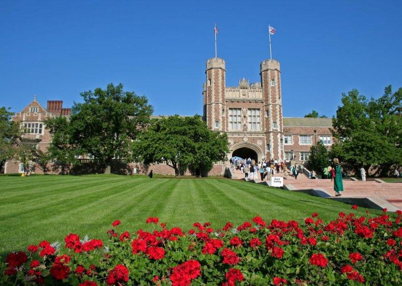 #15. Washington University in St. Louis