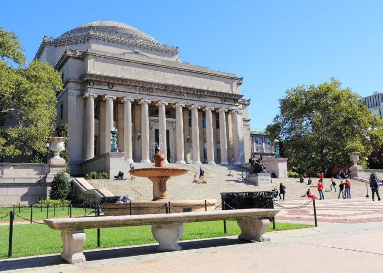 #12. Columbia University