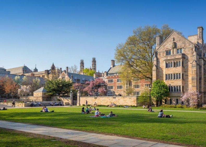 #4. Yale University