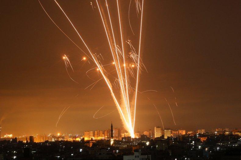 israel, gaza, palestinian, rockets