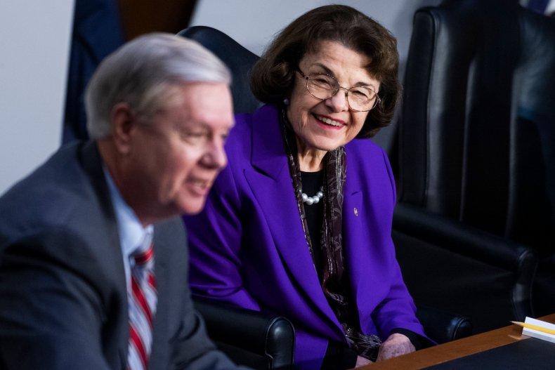 Sen. Dianne Feinstein Approval Ratings Poll Progressives