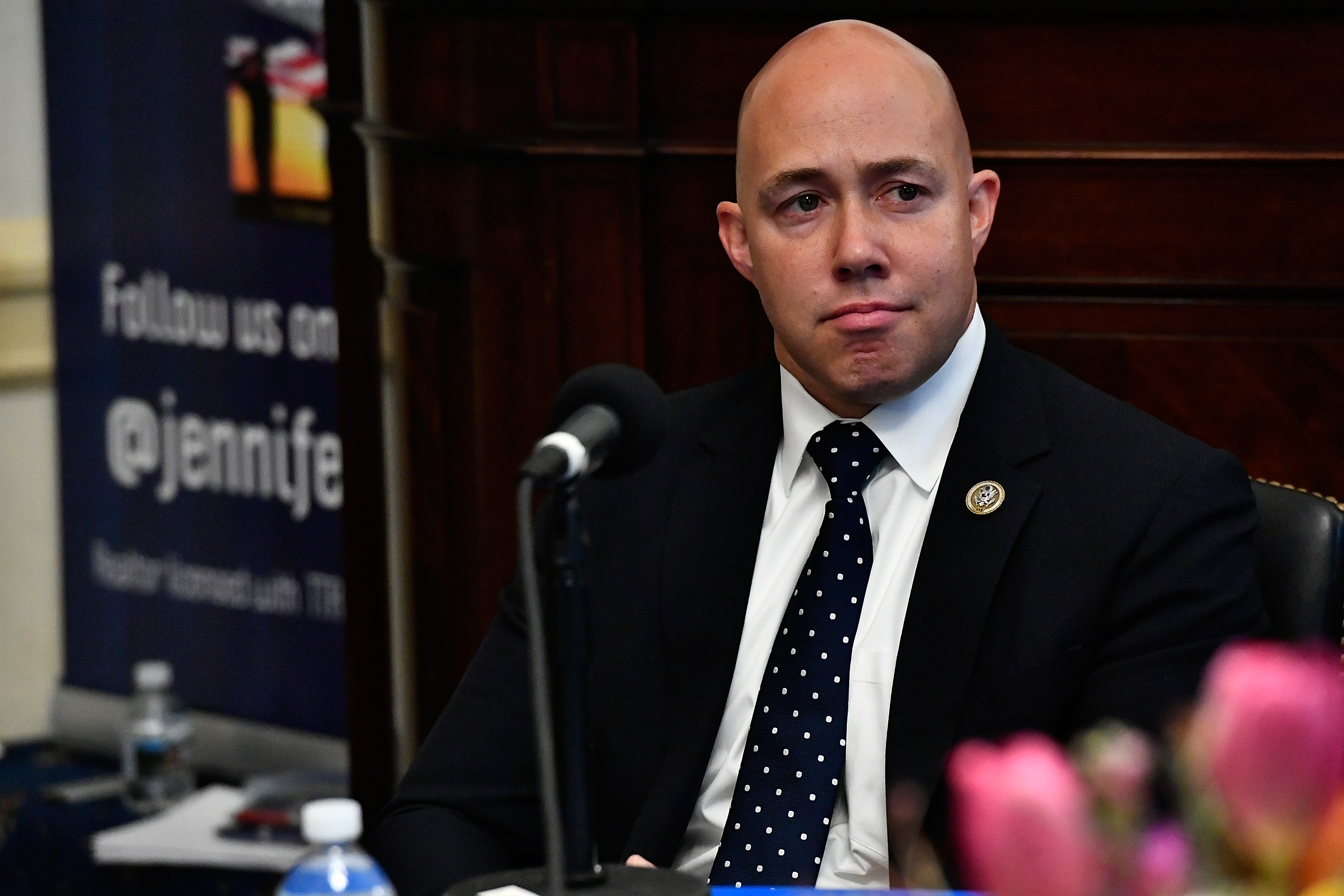 Rep. Brian Mast Says He Won't 'Play' Pelosi's 'Stupid Game' on Mask Fines