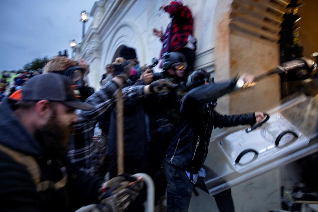 Lieu Calls Out Clyde After Capitol Riot 'Normal Tourist Visit' Remark
