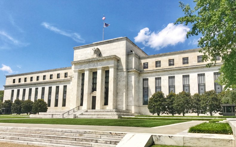 Federal Reserve headquarters in Washington, D.C.