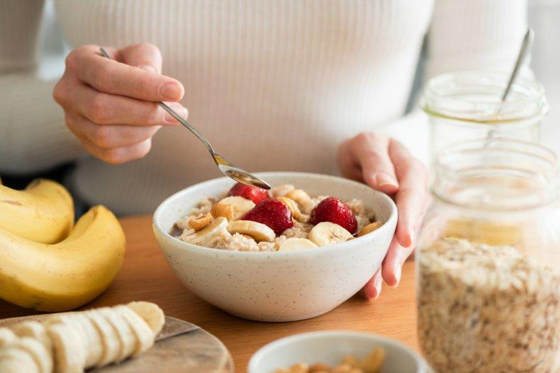 das Frühstück auslassen
