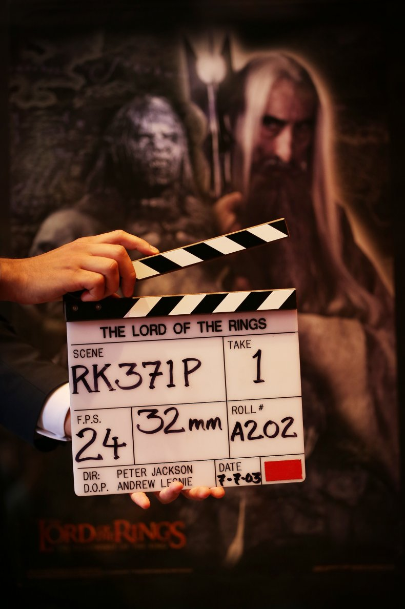 Peter Jackson's Lord of the Rings