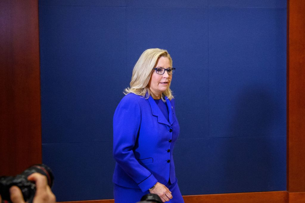 Liz Cheney Likens Trump Election Conspiracies to Chinese Communist Party's Attacks on Democracy