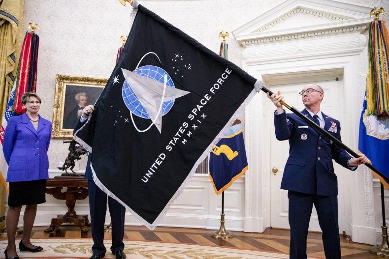 Lt Col. Matthew Lohmeier fired over politics