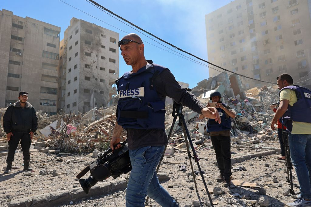 AP Editor Warns World Will 'Know Less' About Israeli-Palestinian Conflict