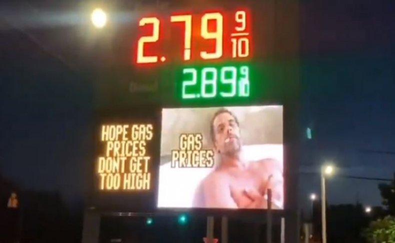 hunter biden nashville gas station