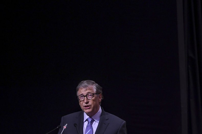 Bill Gates denies Microsoft departure relationship link
