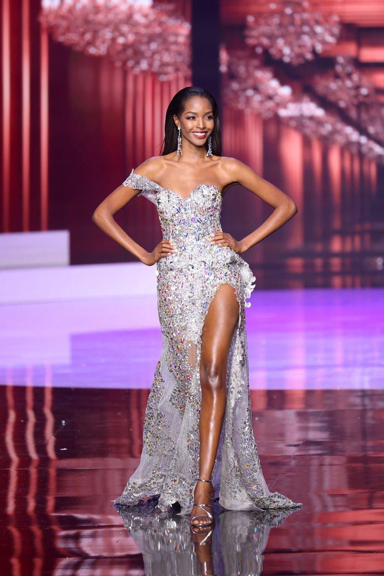 Miss Universe Jamaica Miqueal-Symone Williams