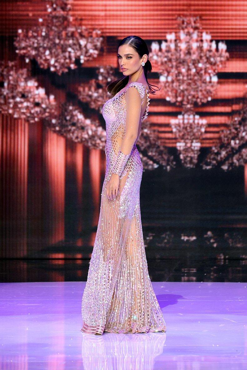 Miss Universe Peru Janick Maceta Del Castillo