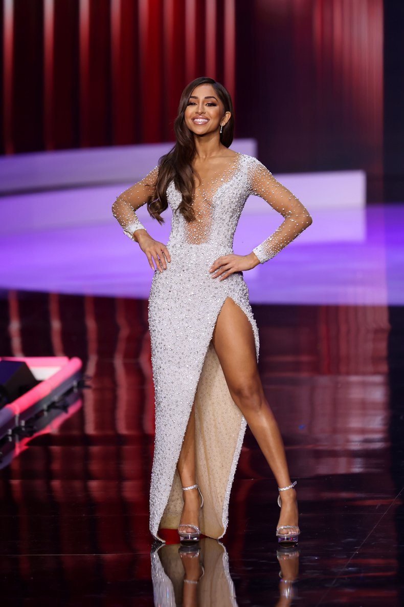 Miss Universe Australia Maria Thattil