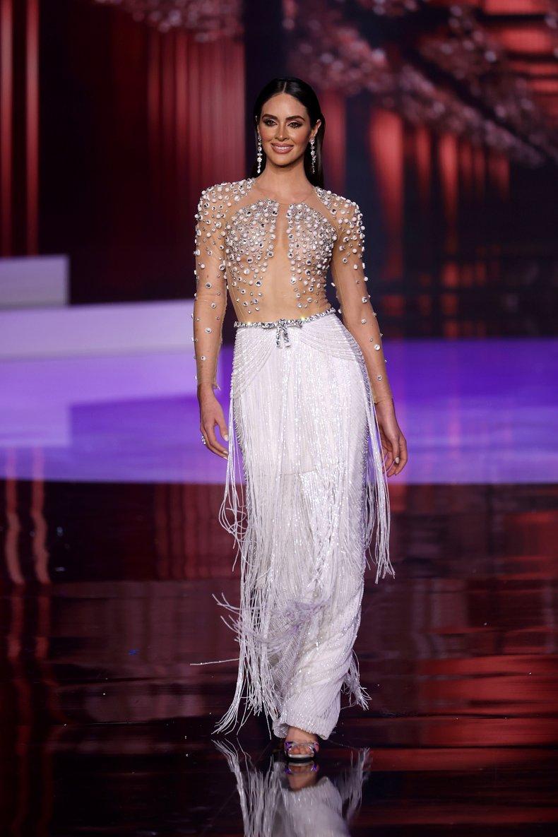 Miss Universe Puerto Rico Estefanía Soto