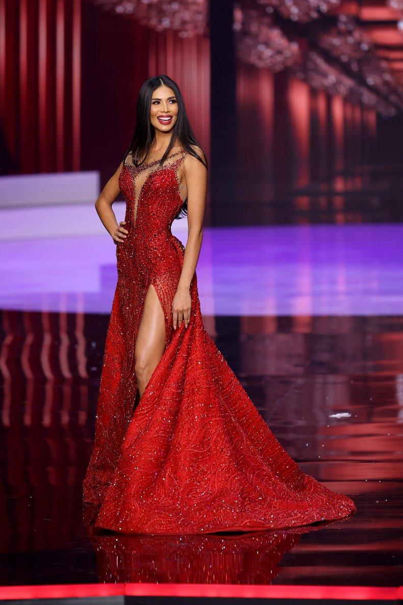 Miss Universe Costa Rica Ivonne Cerdas Cascante