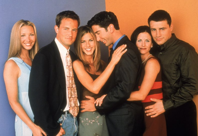 Friends: The Reunion will welcome celebrity guests