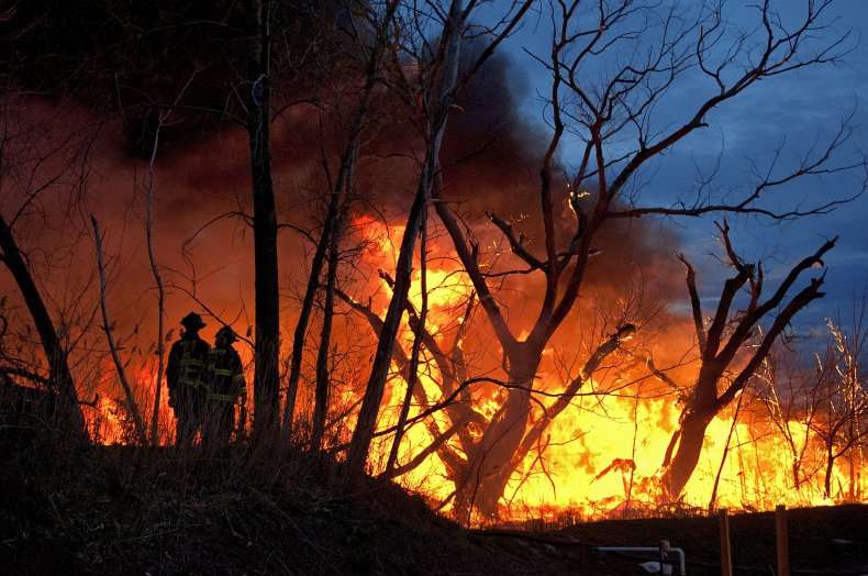 900 acres have been burned
