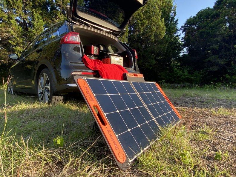 Jackery 1500 Solar Generator Panels