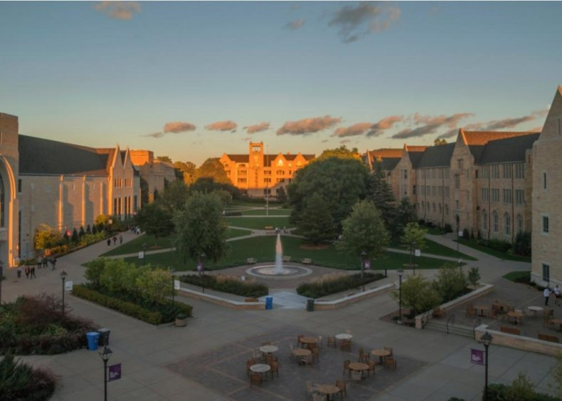 #44. University of St. Thomas - Minnesota