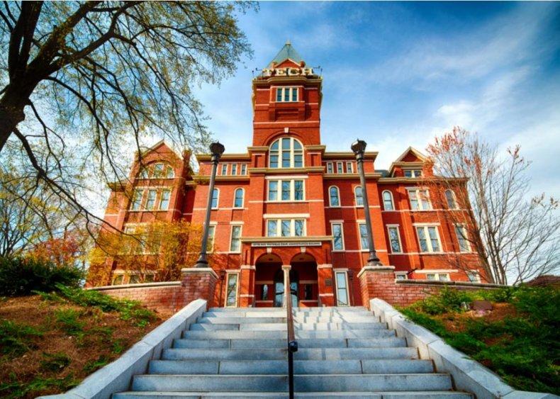 #12. Georgia Institute of Technology