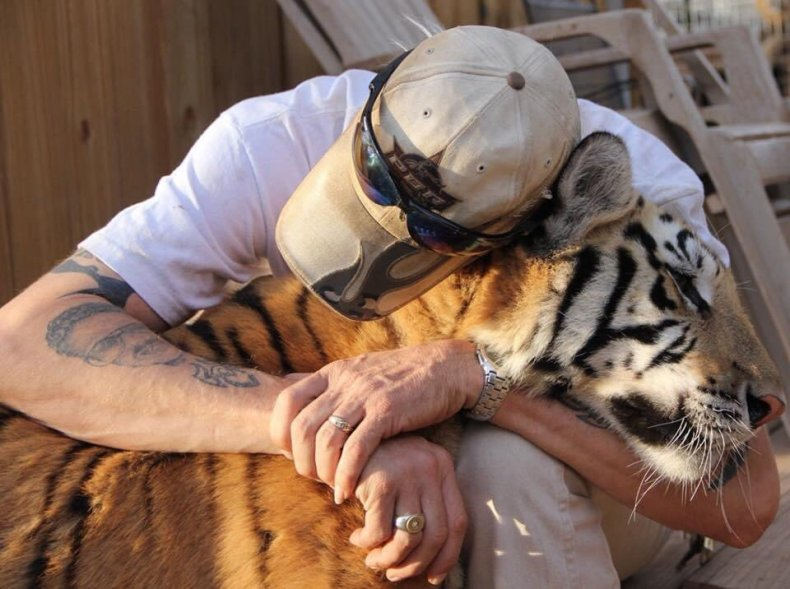 Joe Exotic Tiger King Presidential Pardon Biden