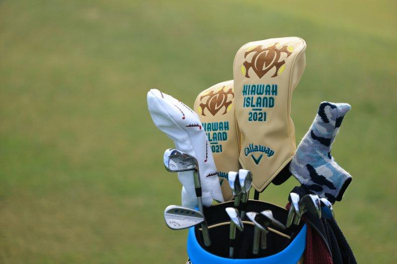 PGA Championship Kiawah Island Resort's Ocean Course