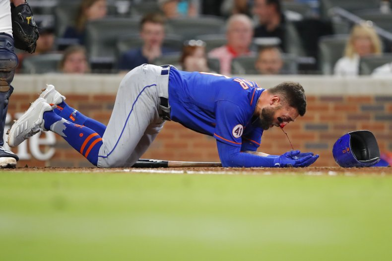 Kevin Pillar New York Mets Injury