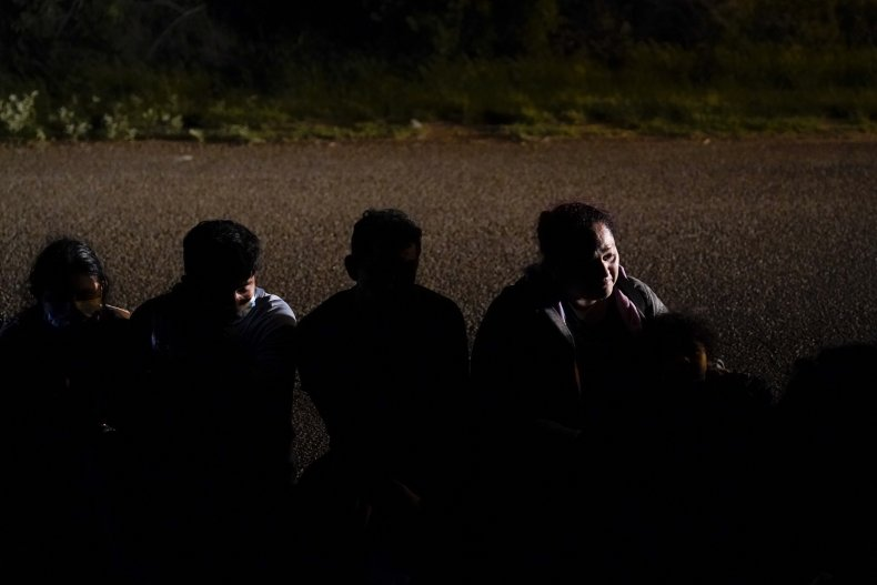 Group of Migrants