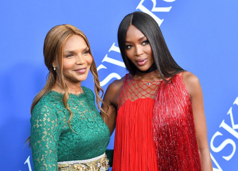 Naomi Campbell has become a mother!