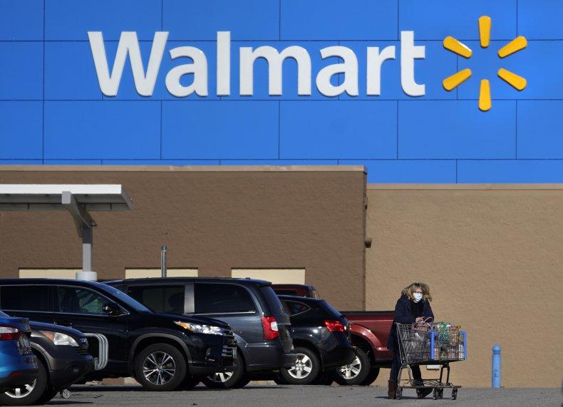 Walmart AP photo