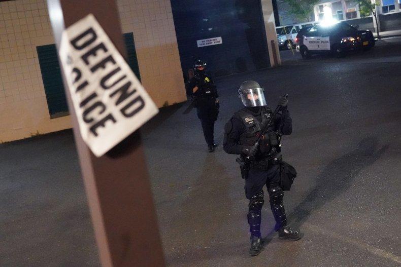 75% Portlanders Don't Want Law Enforcement Decrease