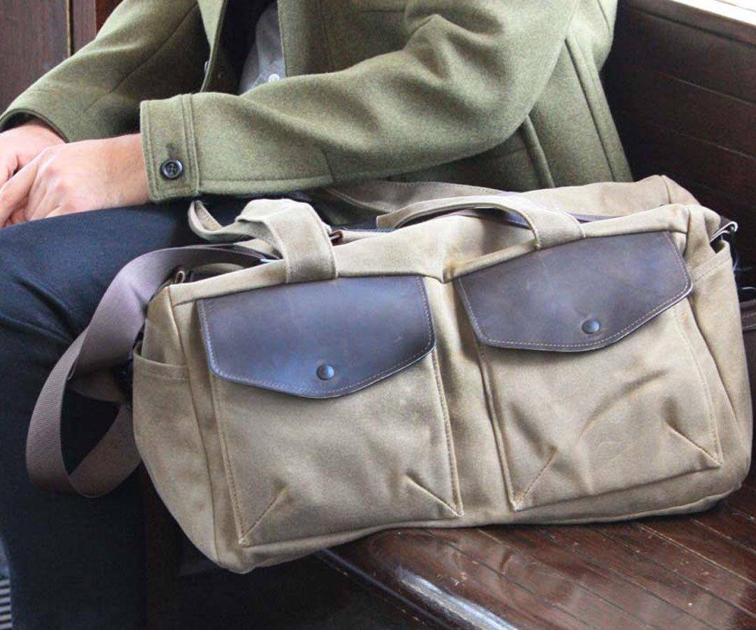 Waterfield's Stylist Bolt Duffel Bag