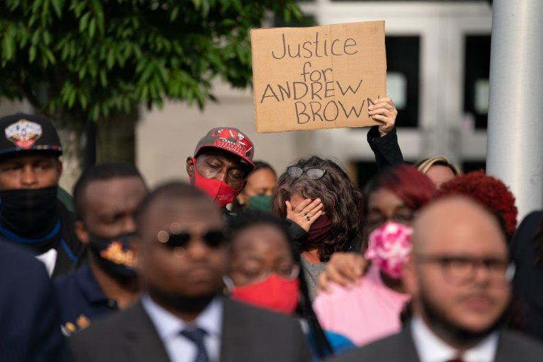 Al Sharpton Calls Special Prosecutor Brown Shooting