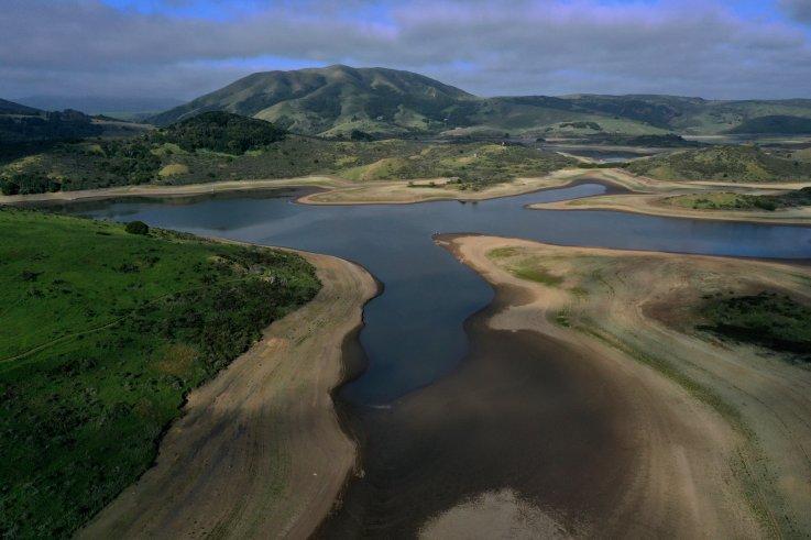 Nicasio Reservoir, California