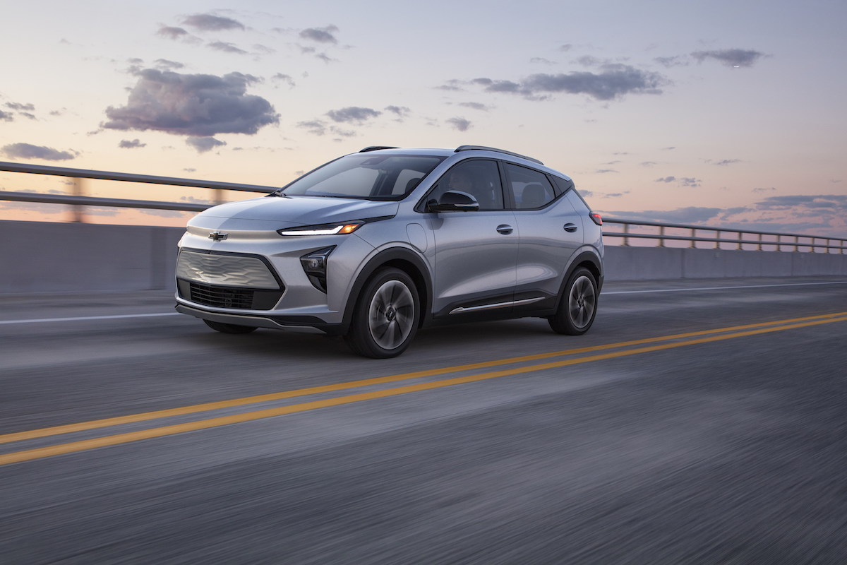 most affordable electric vehicles chevrolet bolt euv