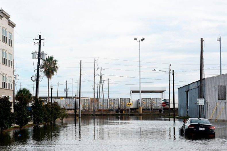 Texas floods in 2020