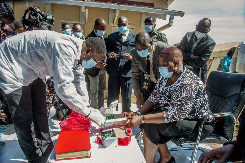 Vaccines Malawai