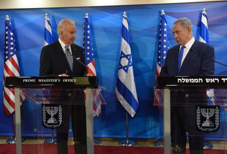 biden, netanyahu, israel, jerusalem