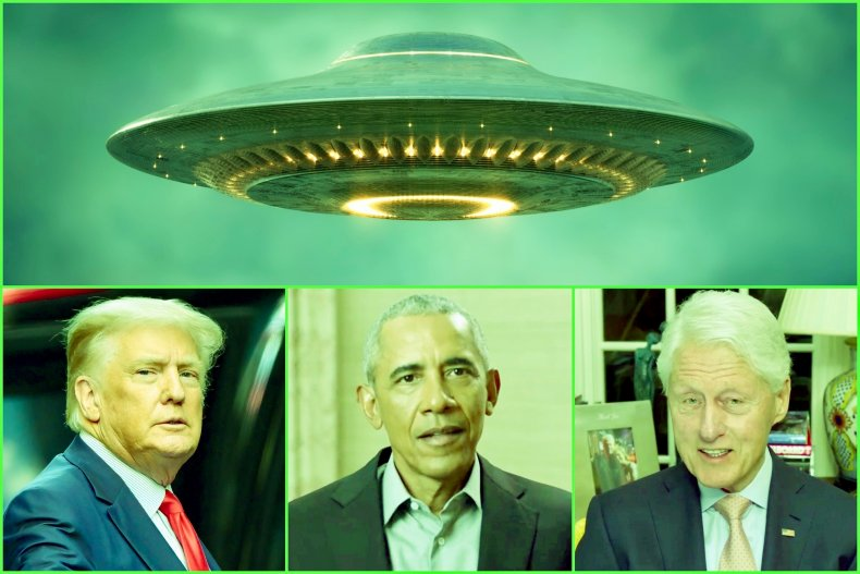 Three Former Presidents Have Spoken About UFOs