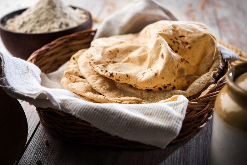 Inidan Roti