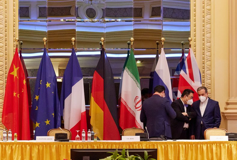 Foreign Misters discuss JCPOA