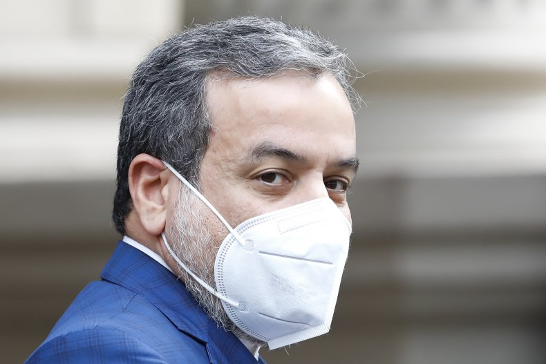 Araghchi enters nuclear talks
