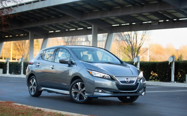 most affordable electric vehicles nissan leaf